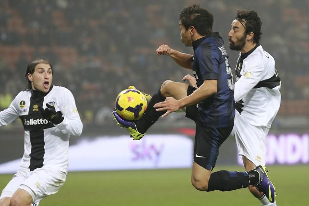 Tactical Battles That Will Shape Parma's Clash with Inter Milan