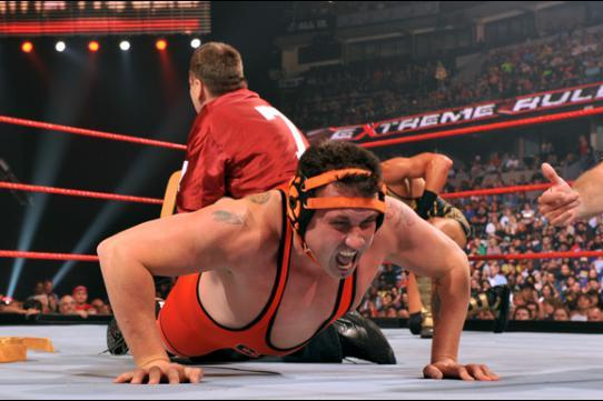 WWE Extreme Rules 2014: Worst Matches in History of PPV