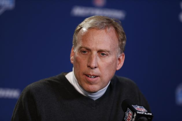 New York Jets 2014 NFL Mock Draft: 7-Round Predictions for New York