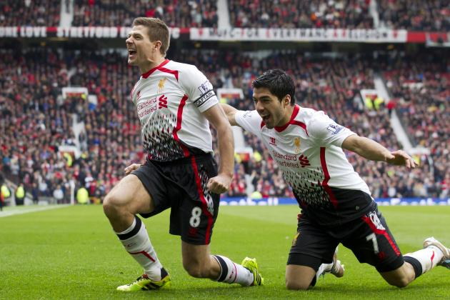 Power Ranking the PFA Player of the Year Shortlist: Can Anyone Stop Luis Suarez?