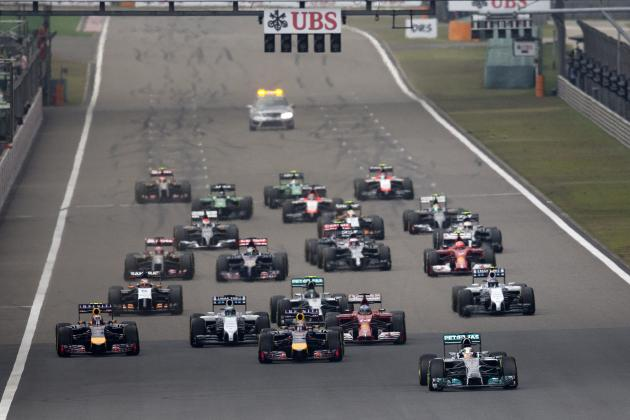 Chinese F1 Grand Prix 2014 Results: Winner, Standings, Highlights and Reaction