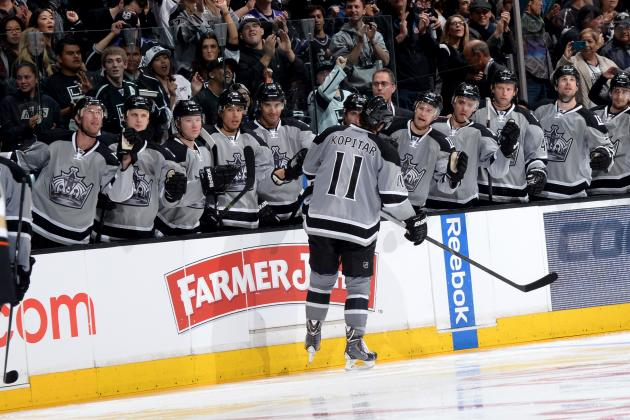 Los Angeles Kings' Blueprint to a Deep Run in 2014 Stanley Cup Playoffs