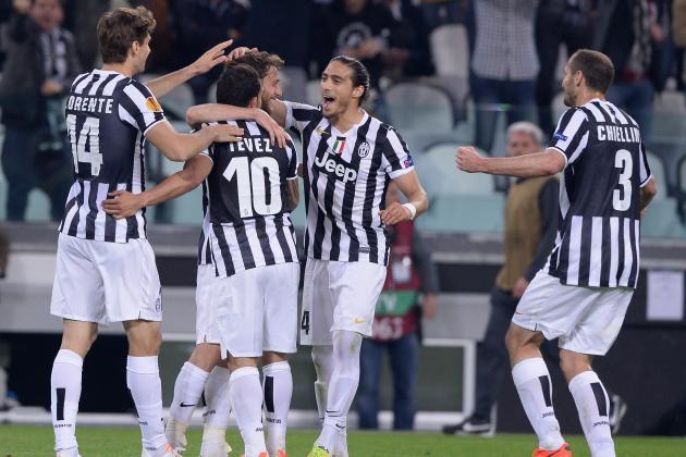 Europa League Semifinal: Juventus vs. Benfica Preview