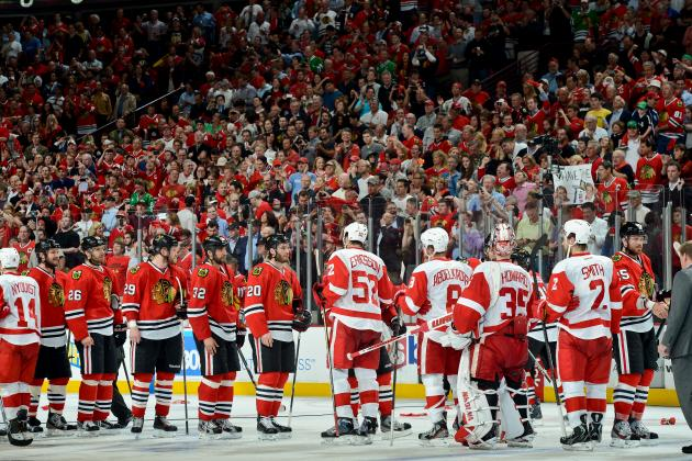 5 Crucial X-Factors for Detroit Red Wings in 2013-14 Stanley Cup Playoffs
