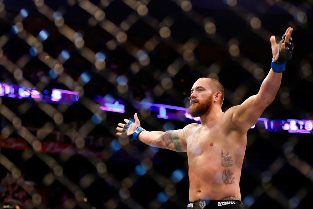 UFC on Fox 11: Travis Browne and the 5 Most Exciting Heavyweights in the UFC