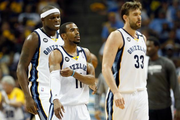 Final Regular-Season Grades for Every Memphis Grizzlies Player