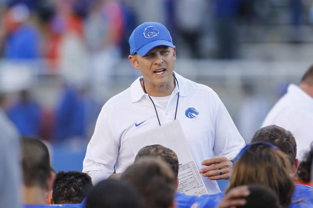 Boise State Football: Bryan Harsin's 3 Biggest Concerns Post-Spring Practice