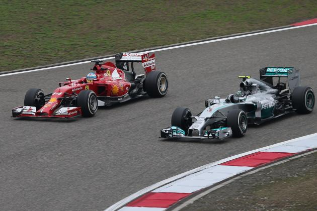 Formula One's Latest Rumours and Talk: Paddock News from 2014 Chinese Grand Prix
