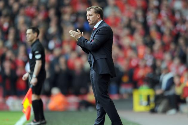 Paper News and Gossip: Rodgers Warns Liverpool, Rooney Fit for Everton Return