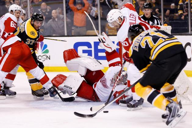 Knee-Jerk Reactions to the Start of Each NHL Playoff Series