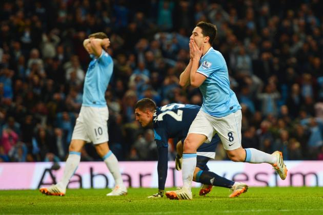 5 Factors in Manchester City Blowing the Premier League Title