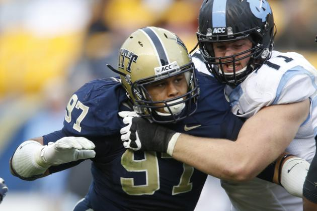 B/R NFL Draft 100: Top Defensive Tackles