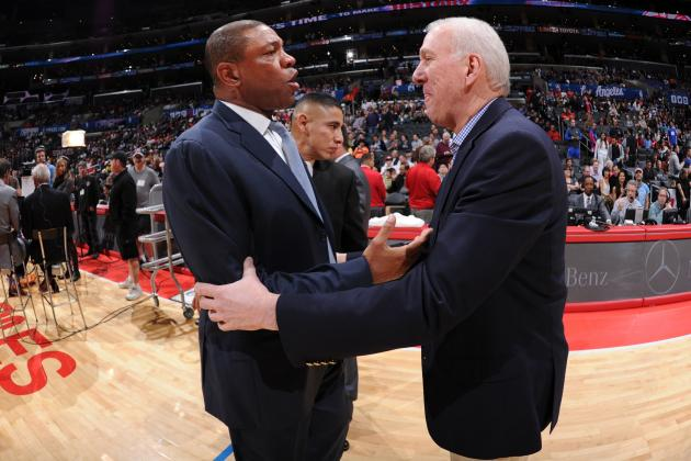 Power Ranking Each Coach in the 2014 NBA Playoffs
