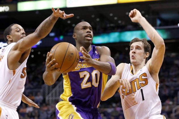 Final Regular Season Grades for Every LA Lakers Player