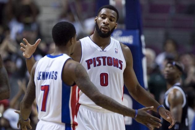Final Regular-Season Grades for Every Detroit Pistons Player