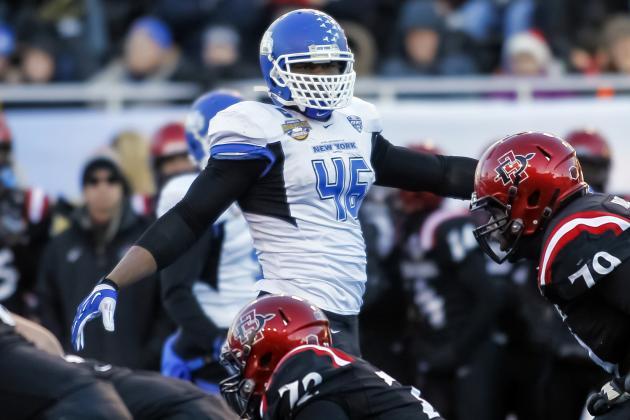 2014 NFL Draft: Final Defensive Positional Rankings