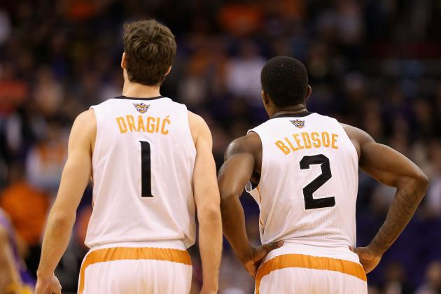 Final Regular Season Grades for Every Phoenix Suns Player