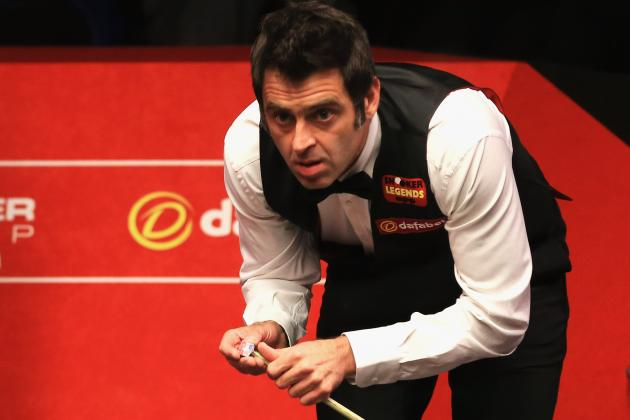 World Snooker Championship 2014: Round 1 Scores, Results, Fixtures and Analysis
