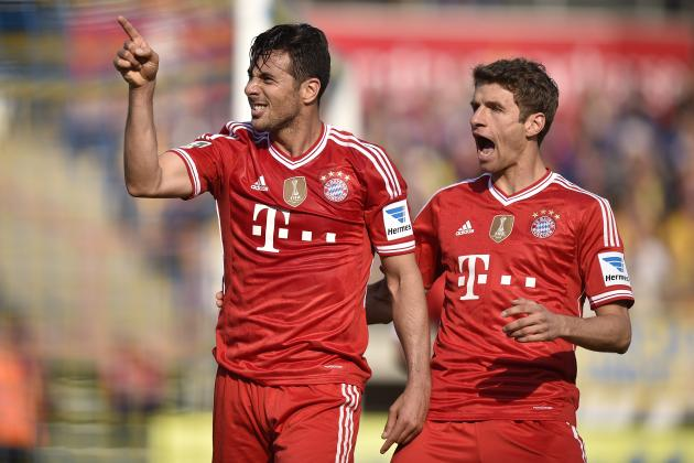 Bayern Munich vs. Eintracht Braunschweig: 6 Things We Learned