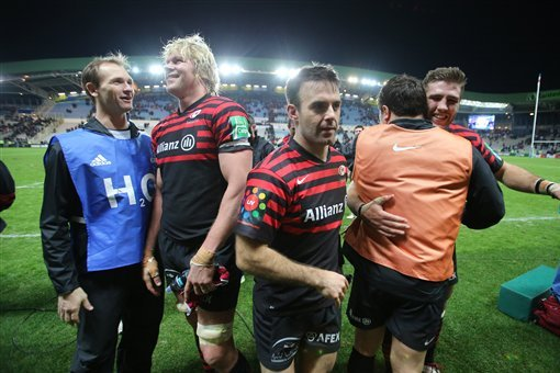 Saracens vs. Clermont: 5 Key Battles That Will Shape Heineken Cup Semi-Final