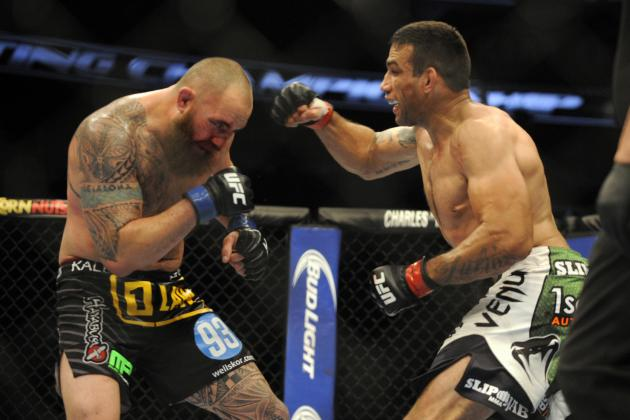UFC on Fox 11 Results: The Real Winners and Losers