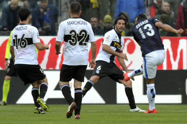 Parma vs. Inter Milan: 6 Things We Learned