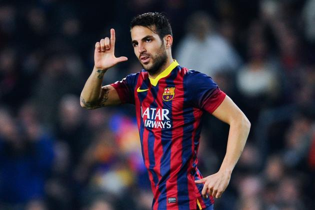 Paper Gossip: Arsenal Make Move for Smalling, Man Utd to Finally Land Fabregas?