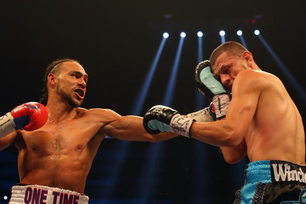Keith Thurman vs. Julio Diaz: Preview and Prediction for Welterweight Bout