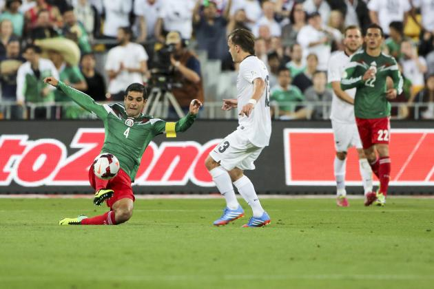 Predicting Who Will Be Mexico's Defensive Starters at the World Cup