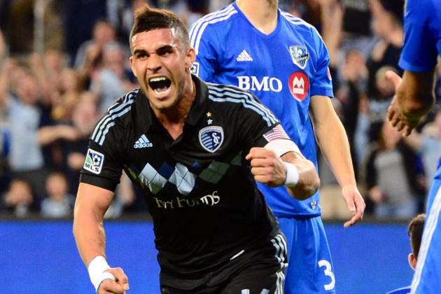 MLS Team of the Week: Dwyer, Trapp, Mattocks Lead Youth Movement