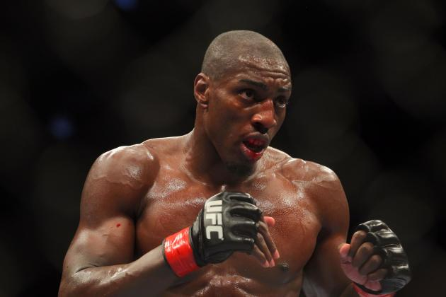 UFC 172: Phil Davis vs. Anthony Johnson Head-to-Toe Breakdown