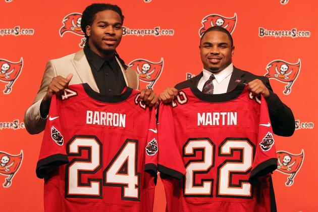 Tampa Bay Buccaneers: Re-Grading Bucs' Past 5 Drafts