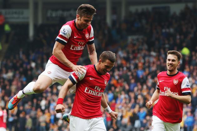 Hull City vs. Arsenal: 6 Things We Learned