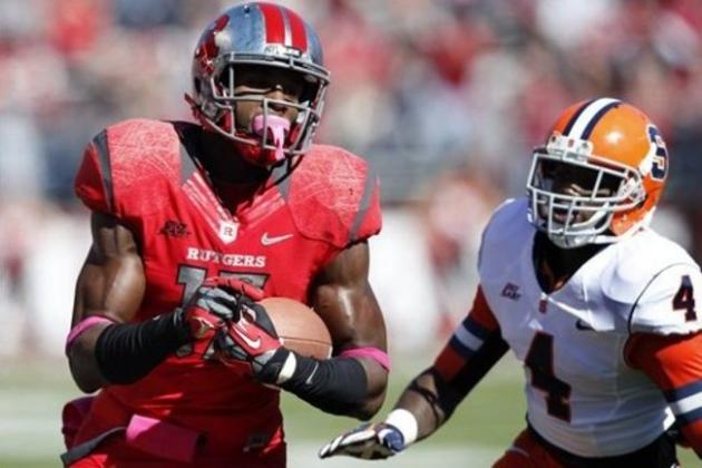 2014 Draft Sleepers Who'd Fit Perfectly with the Oakland Raiders