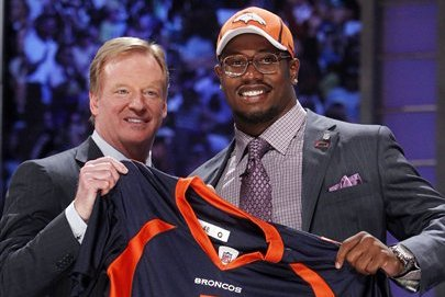 Re-Grading Denver Broncos' Past 5 Drafts