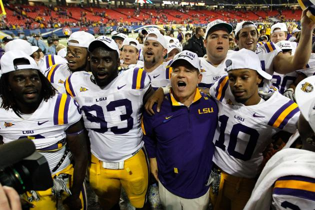 LSU Football: 5 Things Standing in the Way of an SEC Championship