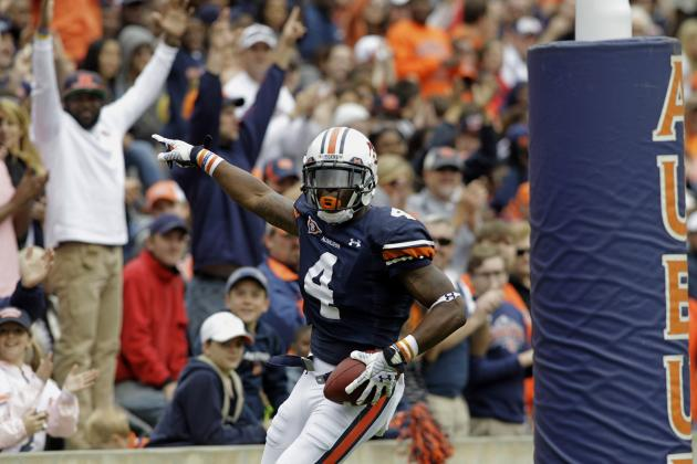 Auburn Football: Top Performers from the Tigers' Spring Game