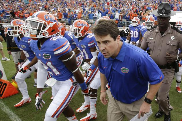 Florida Gators Football: 5 Things Standing in the Way of an SEC Championship
