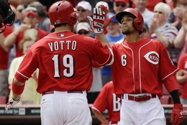 Comparing the 2014 Reds Lineup to the 2010 Playoff Team