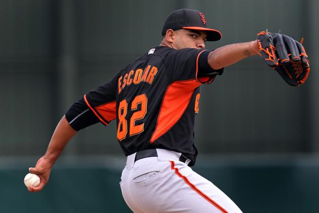 Stock Up, Stock Down for San Francisco Giants' Top 10 Prospects Entering Week 4
