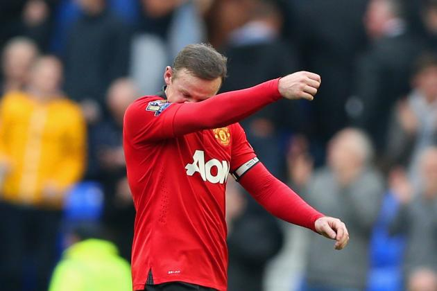 Wayne Rooney and 20 Grossly Overpaid Footballers in European Football