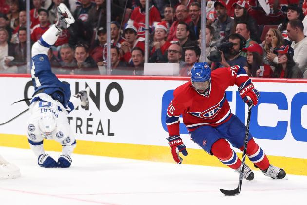Biggest Takeways from Start of Montreal Canadiens' 1st-Round Playoff Matchup