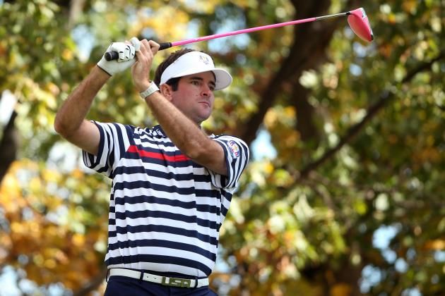Early Stock Watch for 2014 US Ryder Cup Candidates