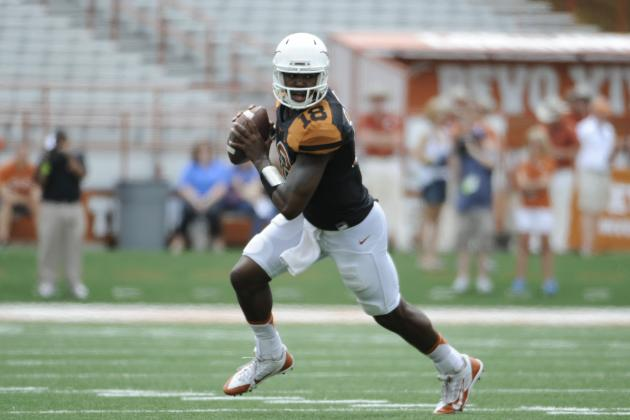 Texas Football: Grading the Longhorns' Post-Spring Depth Chart