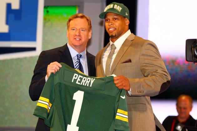 Re-Grading the Green Bay Packers' Past 5 Drafts
