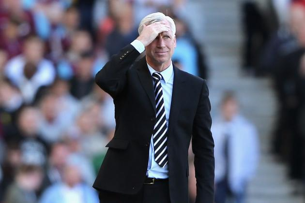 5 Reasons Why Newcastle United Must Fire Alan Pardew