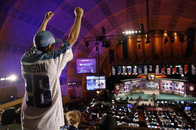 Re-Grading Tennessee Titans' Past 5 Drafts
