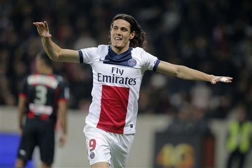 Ranking Edinson Cavani's Top Five Goals for Paris Saint-Germain