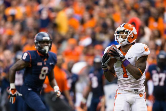2014 Draft Sleepers Who'd Fit Perfectly with the Seattle Seahawks