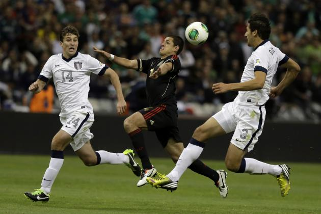 Predicting Who Will Be USA's Defensive Starters at the World Cup